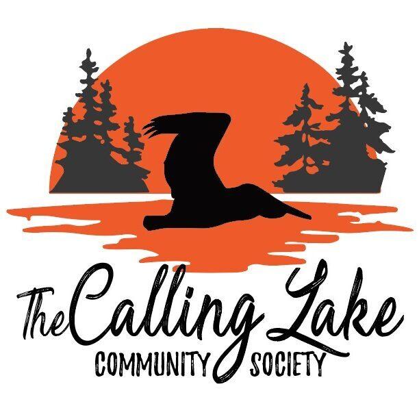 Calling Lake logo