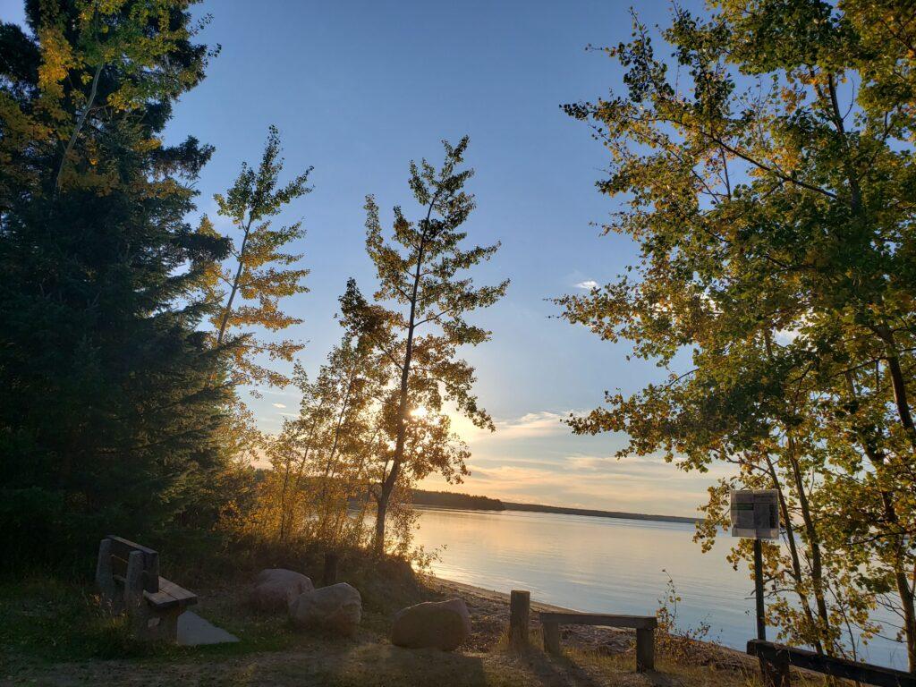 Calling Lake